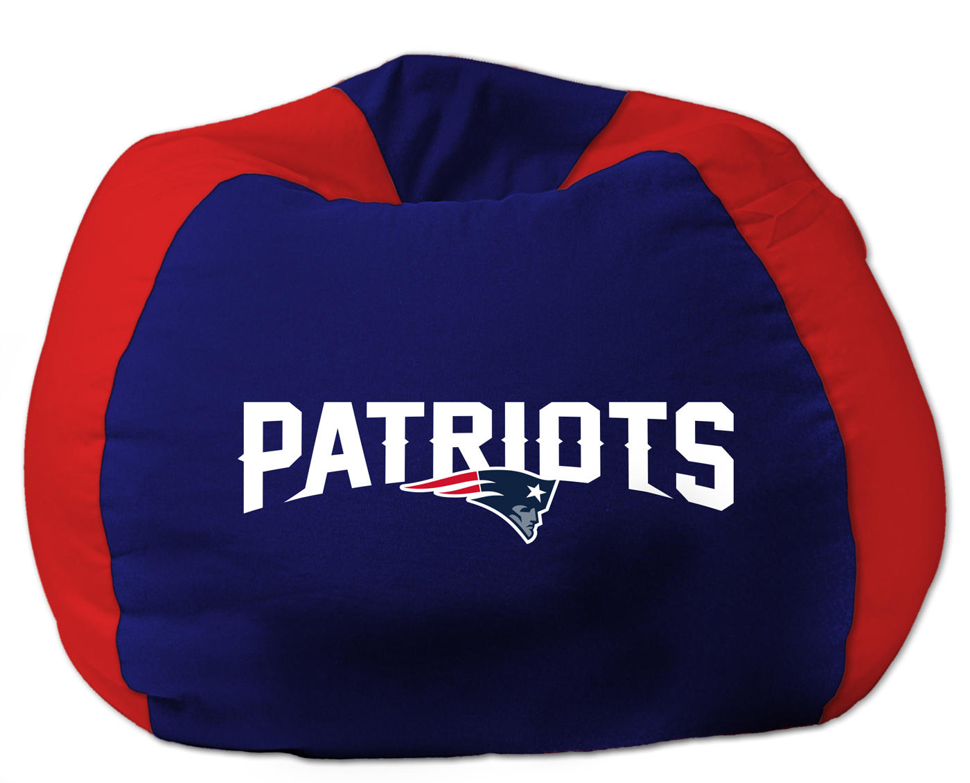 football bean bag chair futon chairs target new england patriots