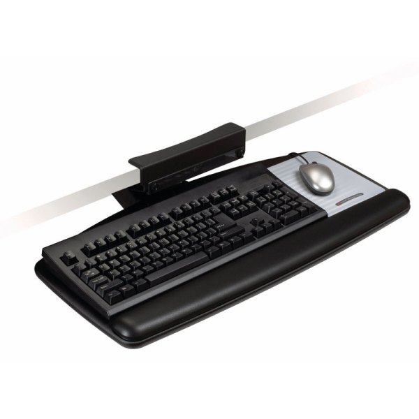 3m Knob-adjust Keyboard Trays Human Solution