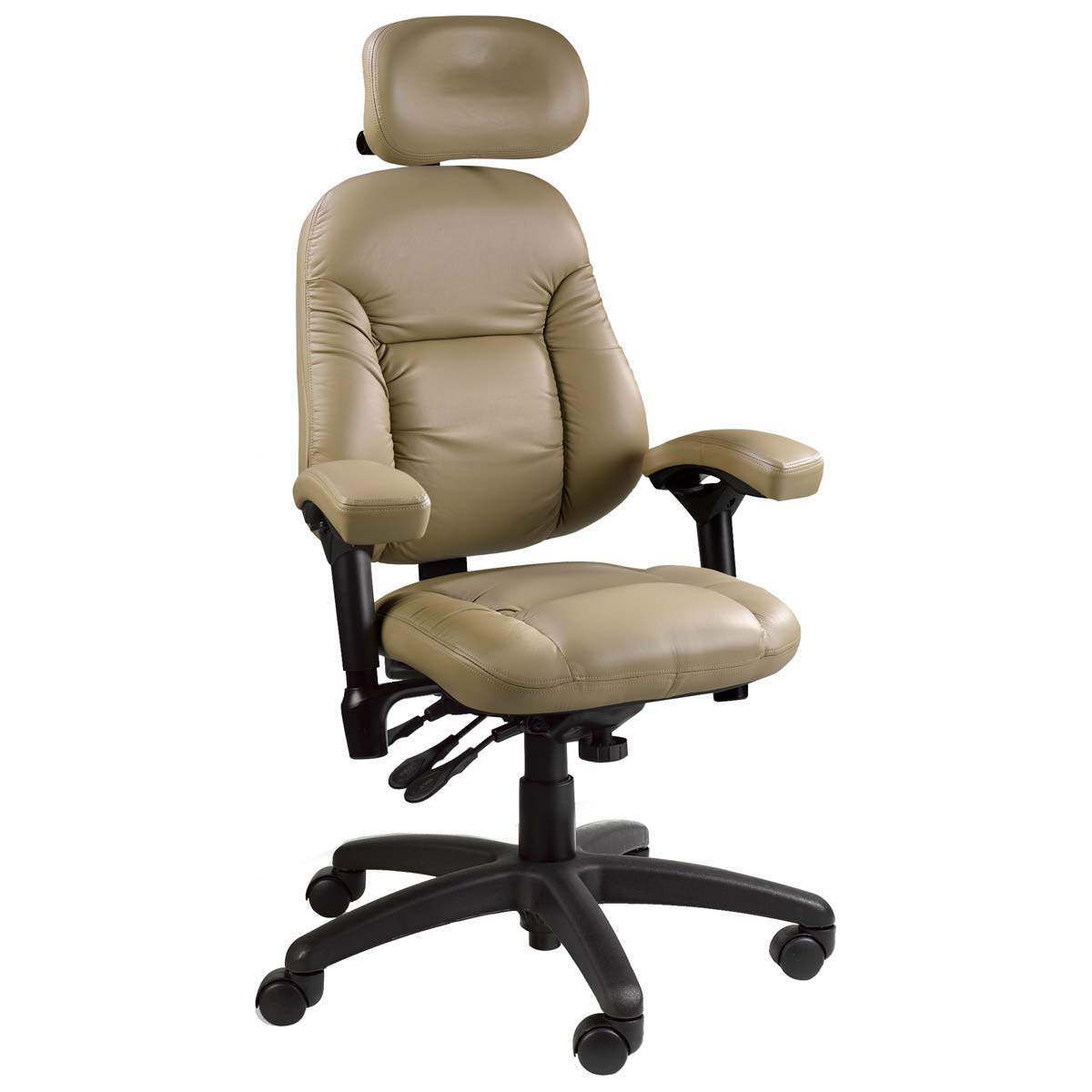 Petite Chairs Shop Bodybilt 3407 High Back Petite Executive Chairs