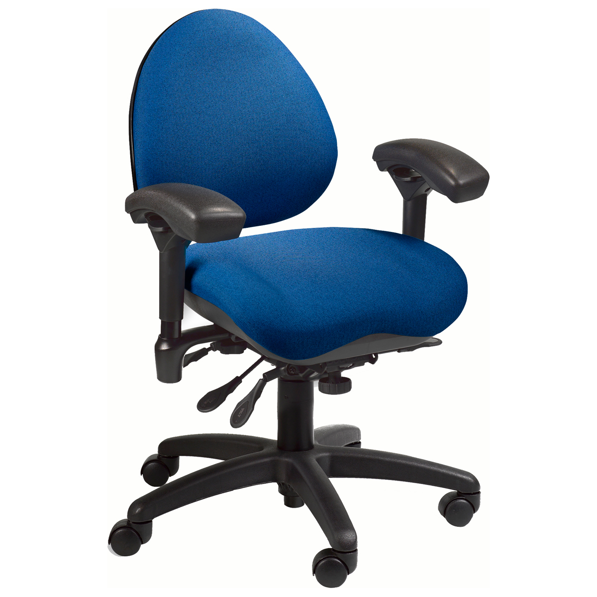 BodyBilt 752756757758 Ergonomic Task Chair  Shop