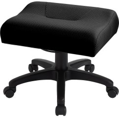 Ergonomic Chair With Leg Rest Desk In Brown Ergocentric Shop Rests