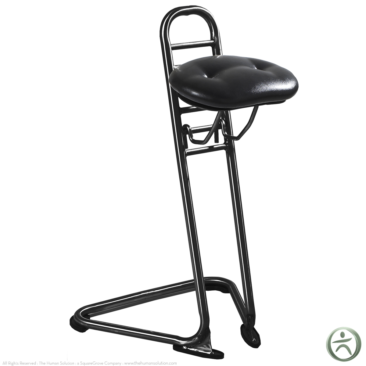 Chair Stand Ergocentric Sit Stand Ii Standing Stool Shop Ergocentric