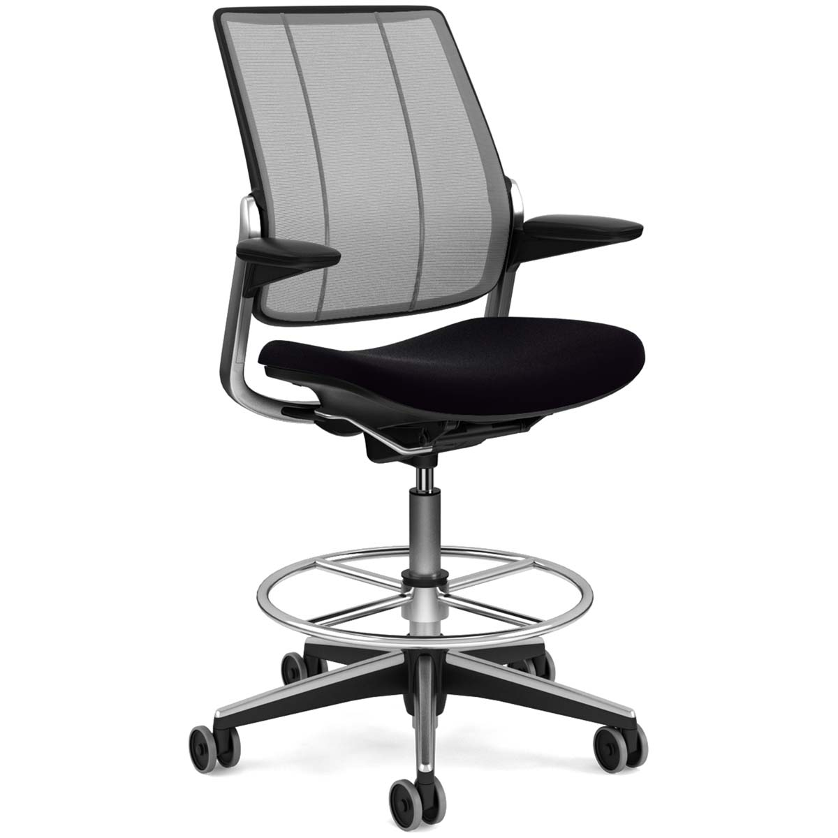 Drafting Chairs Shop Humanscale Diffrient Smart Drafting Chair