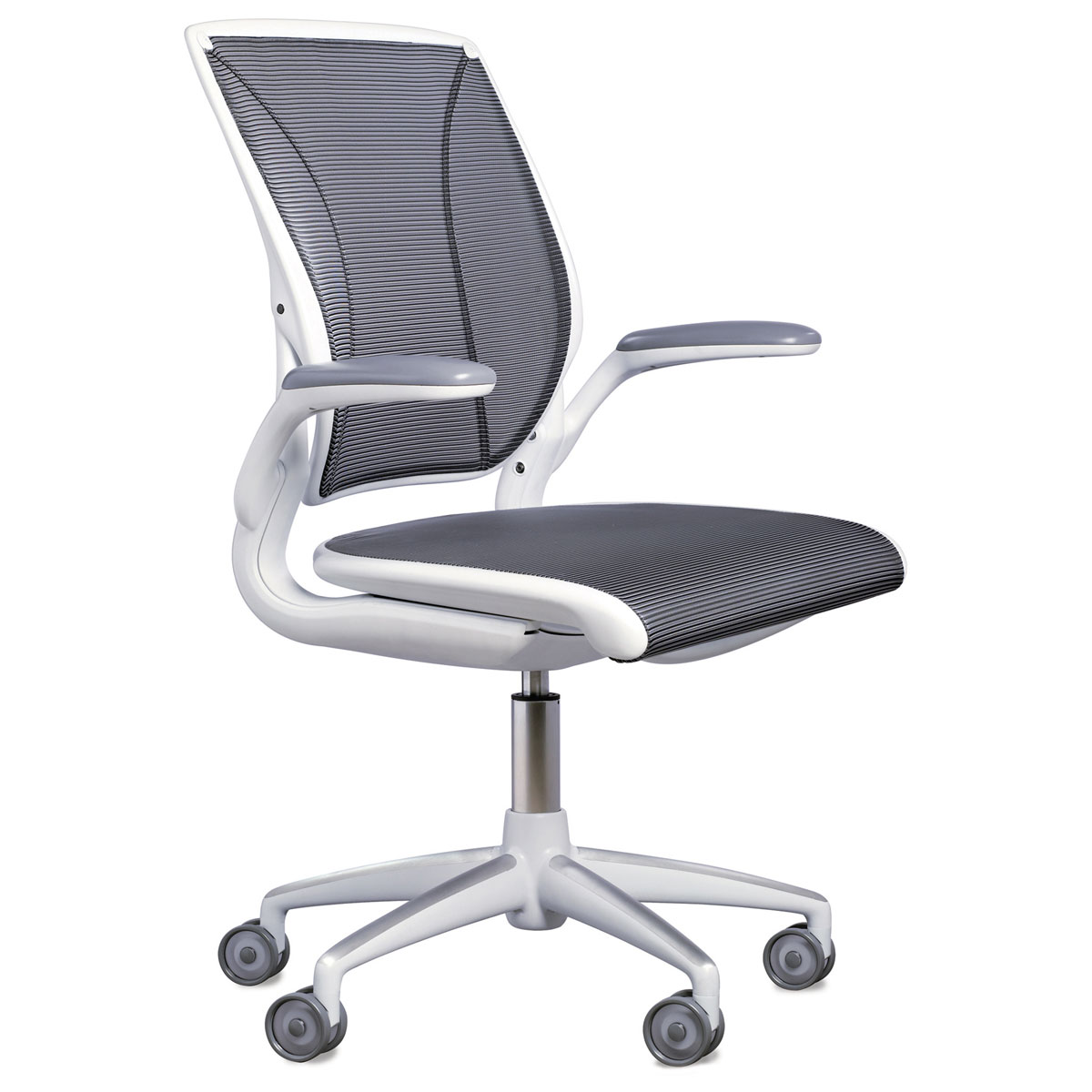 Humanscale Diffrient World Chair Humanscale Diffrient World Full Mesh Task Chair