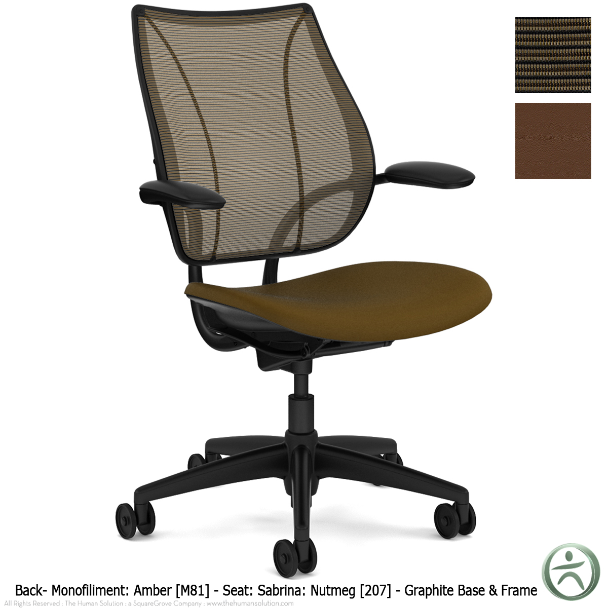 humanscale liberty office chair review white spandex covers shop chairs with leather seat