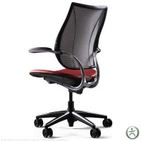 Shop Humanscale Liberty Chairs with Leather Seat