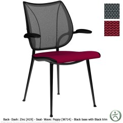 Humanscale Liberty Office Chair Review Pb Anywhere Side