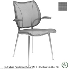 Humanscale Liberty Office Chair Review Rocking Pad Sets Side