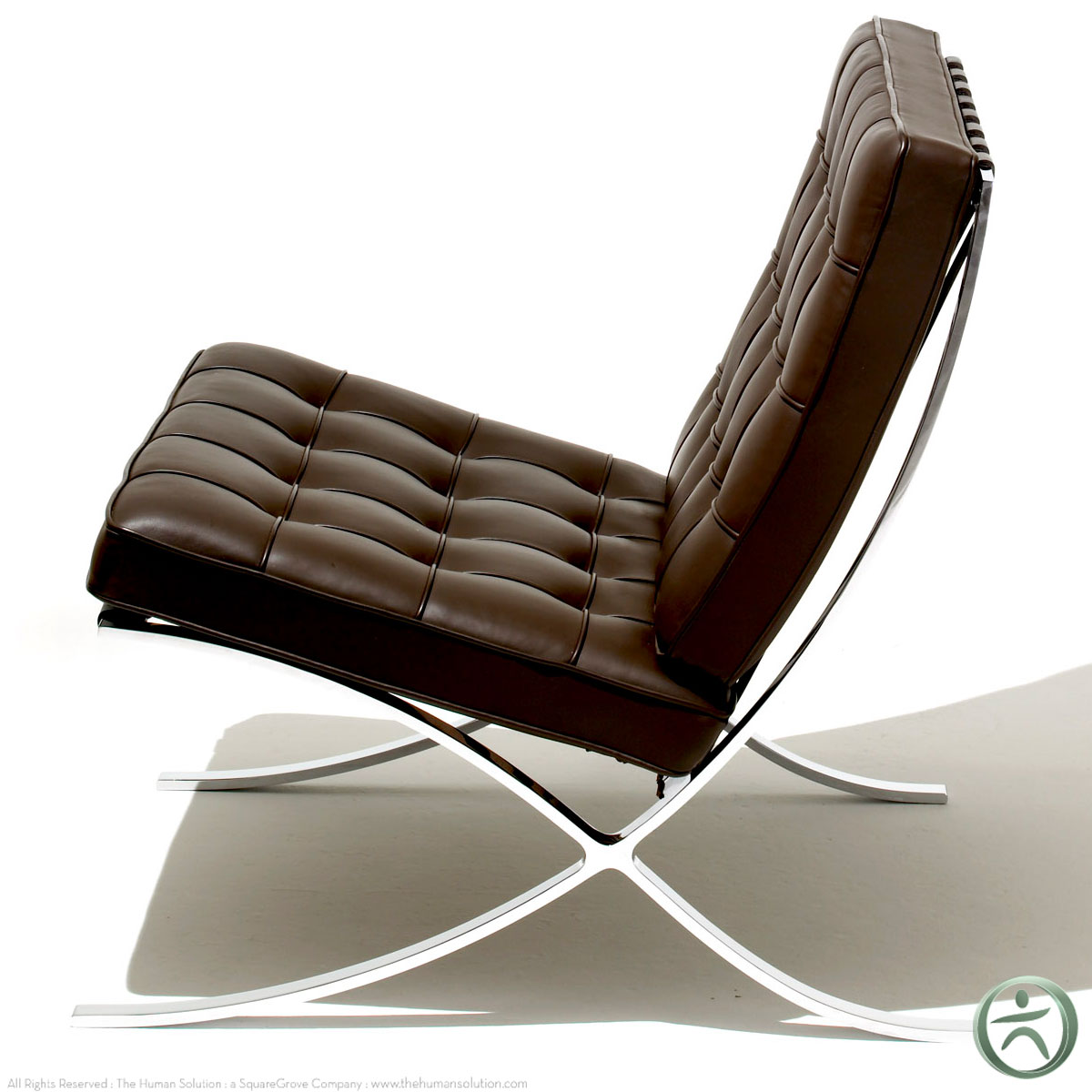 barcelona chairs oversized chair canada knoll shop