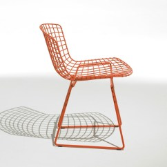 Bertoia Side Chair Neutral Posture Renati Knoll Shop Chairs