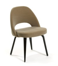 Shop Knoll Saarinen Executive Chairs with Wood Legs