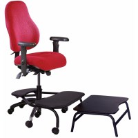 Neutral Posture N-Tune System for Sit Stand Desks