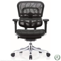 Raynor Ergohuman Chair Leather Recliner Chairs Canada Ergo Elite Me5ergltlow Shop
