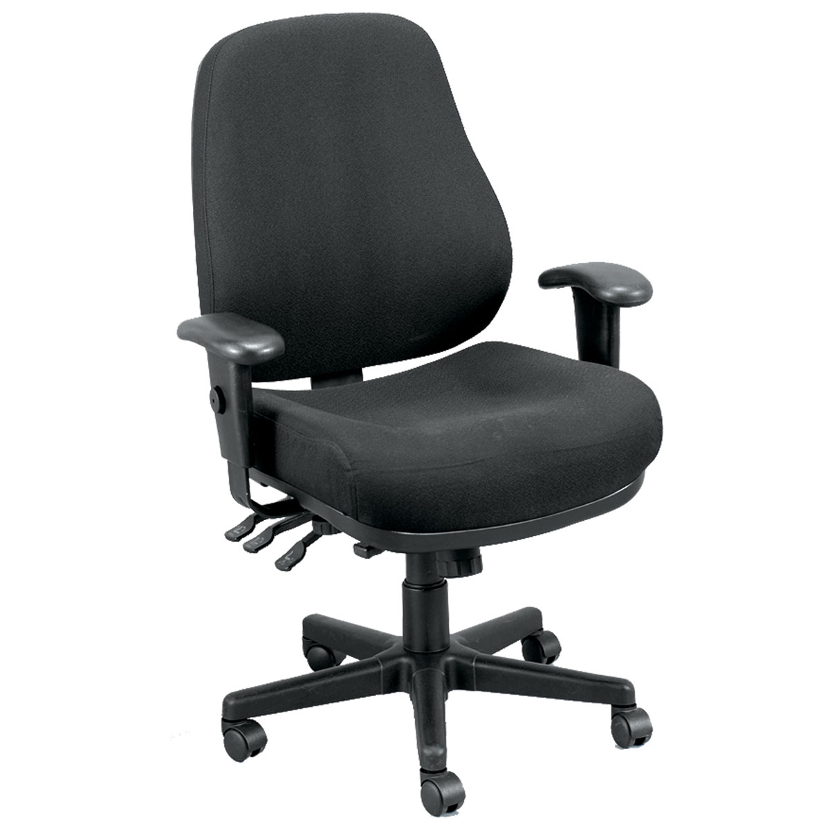 Raynor Chairs Raynor Eurotech 24 7 Ergonomic Intensive Use Chair