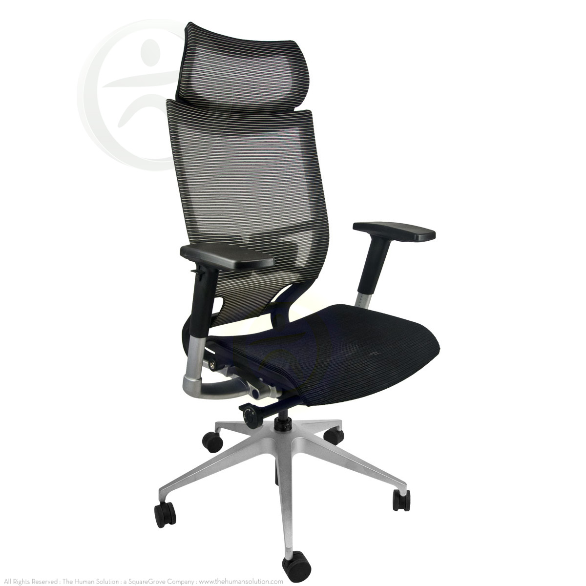 Raynor Chairs Raynor Nuvo Mesh Chair With Headrest Shop Mesh Chairs