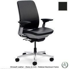 Steelcase Amia Chair Bistro Tables And Chairs In Leather