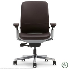 Steelcase Amia Chair Kitchen Table With Corner Bench And Chairs In Leather