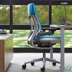 Steelcase Gesture Chair Review Covers Vintage Shop Chairs