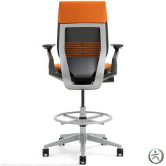 Steelcase Gesture Chair Review Office Weight Capacity 500 Lbs Shop Drafting Stools