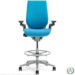 Steelcase Gesture Chair Sashes Wedding Shop Drafting Stools