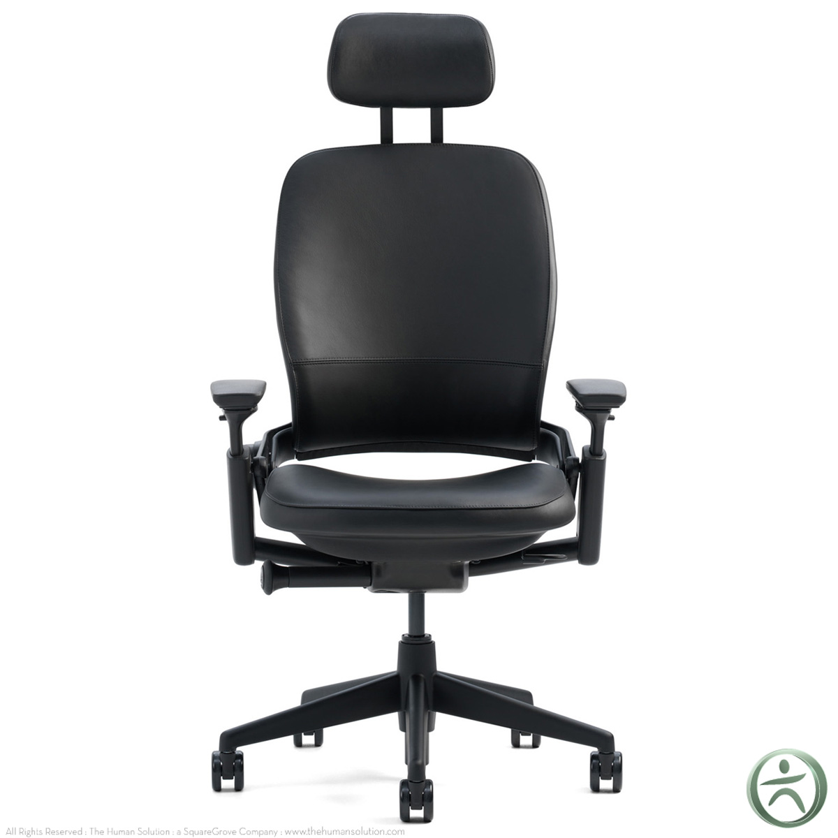 steelcase leap chair gaming reviews 2018 in leather shop chairs