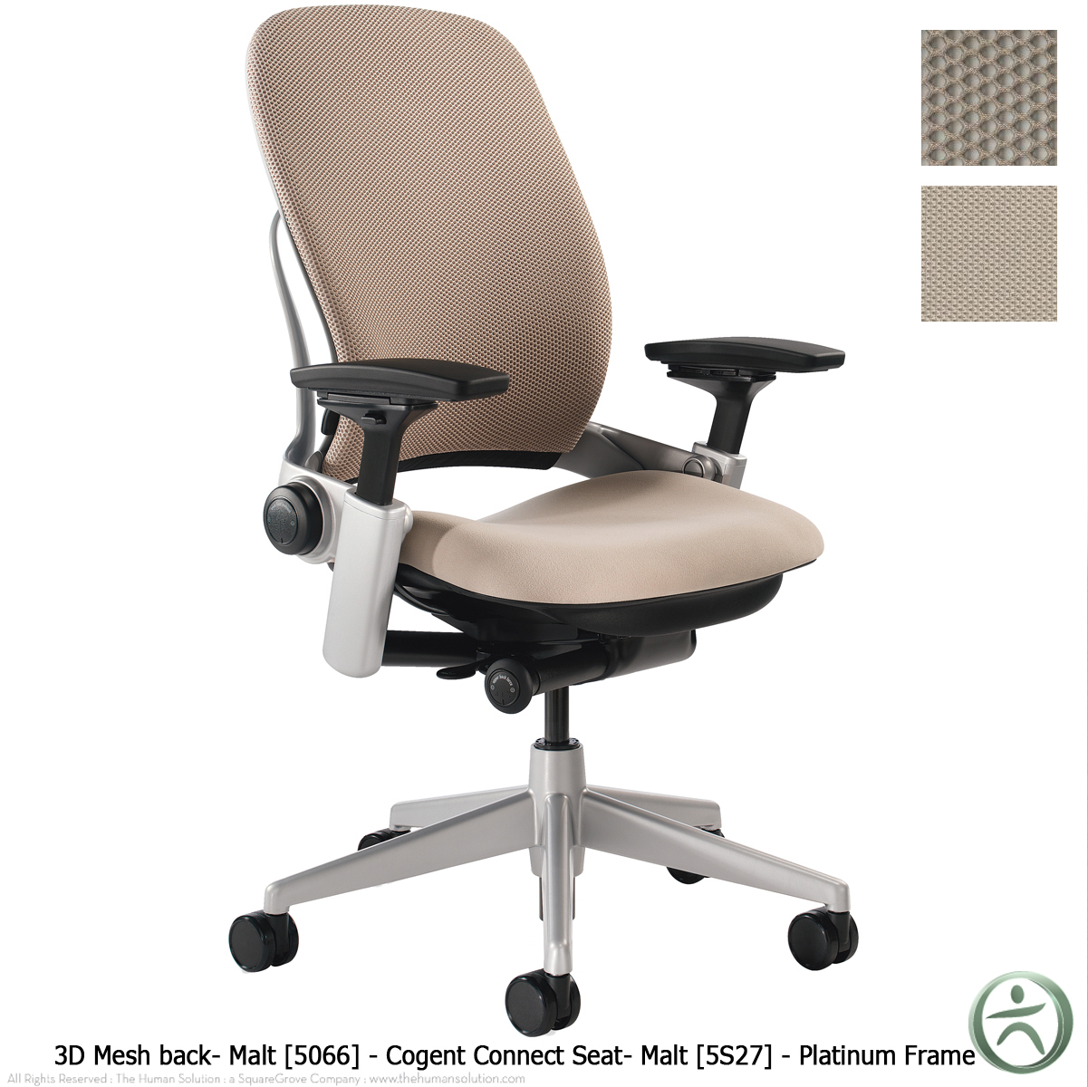 Steelcase Chairs Shop Steelcase Leap Chairs With 3d Knit Mesh Back