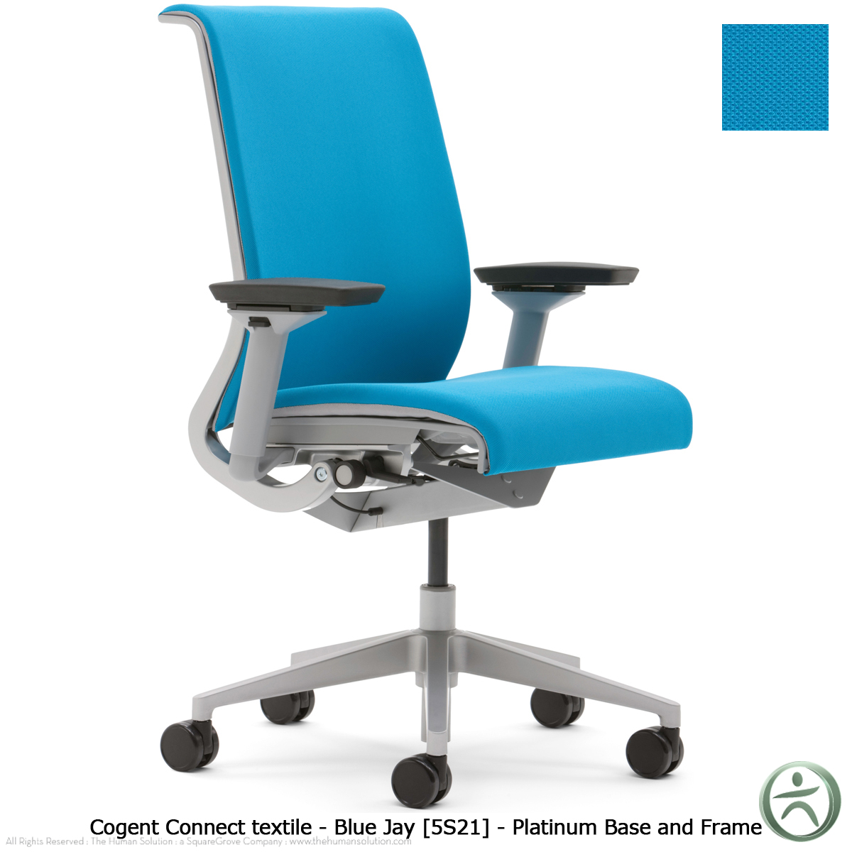 Steelcase Chair Shop Steelcase Think Ergonomic Chairs At The Human Solution
