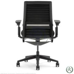 Wheelchair Base Exercise Chair Youtube Shop Steelcase Think Model