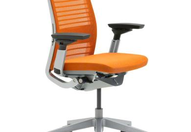 Steelcase Think Chair Leather