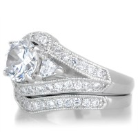 Vintage Bridal Ring Sets - Only Nudesxxx