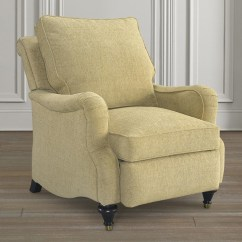 Bassett Office Chair High Seat Chairs Oxford Recliner With English Arm - Chairs, Recliners & Ottomans
