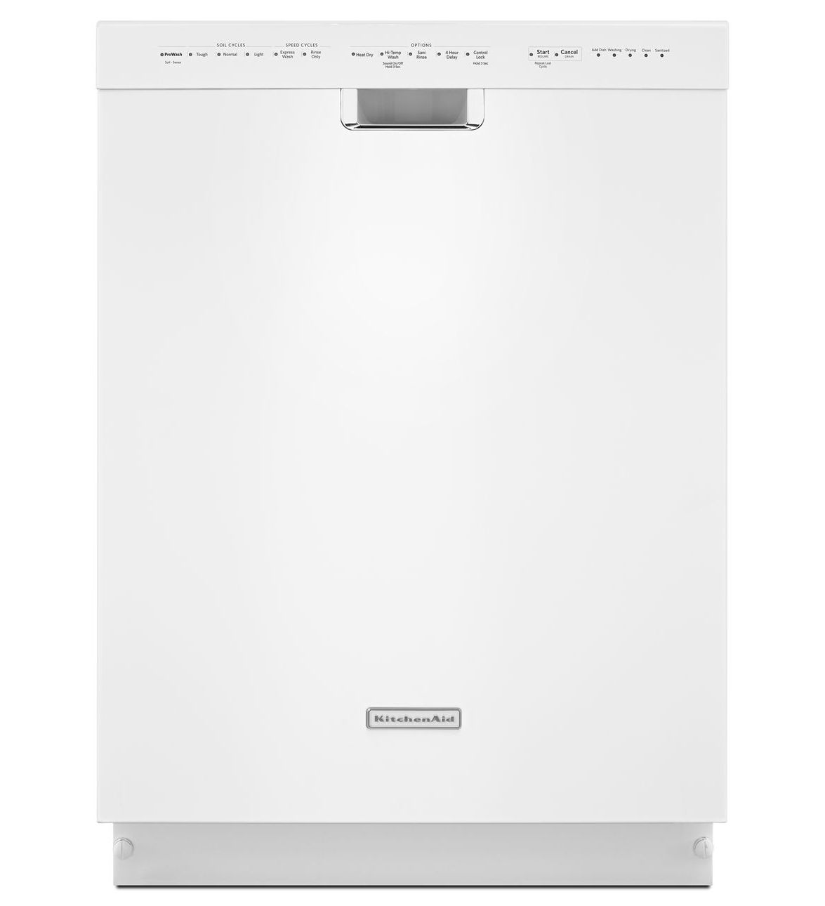 kitchen aid dishwasher reviews cabinets in kansas city for kdfe104dwh kitchenaid 24 39 6 cycle 5 option
