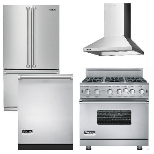 Luxury Kitchen Appliance Packages