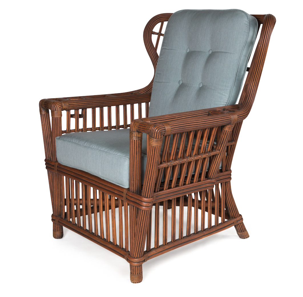 wicker wingback chairs painted kitchen the lodge rattan wing chair