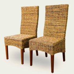 Seagrass Dining Chairs Lime Two Paris Chair