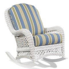 Wicker Swivel Outdoor Dining Chair Big Lots Folding Table And Chairs White Rocker - Lanai | Paradise