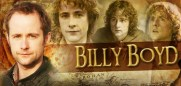 Billy Boyd, <i>Peregrin 'Pippin' Took</i> THE LORD OF THE RINGS TRILOGY, Coming to San Jose!