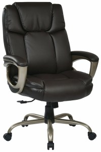 Office Star Big Mans Big and Tall Executive Chair [ECH12801]