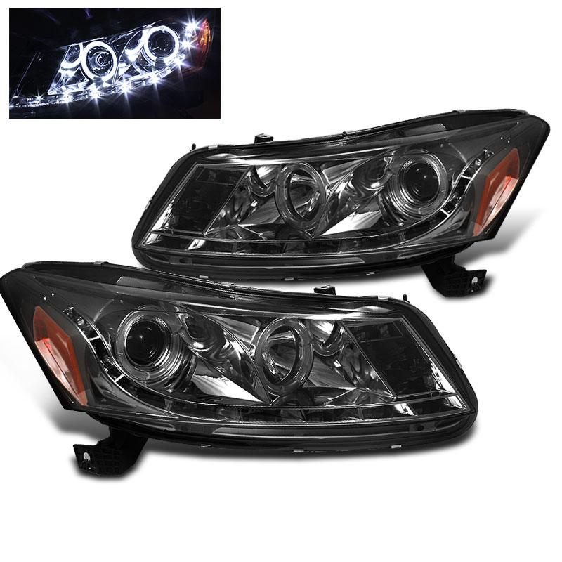 2012 Accord Coupe Headlights Led
