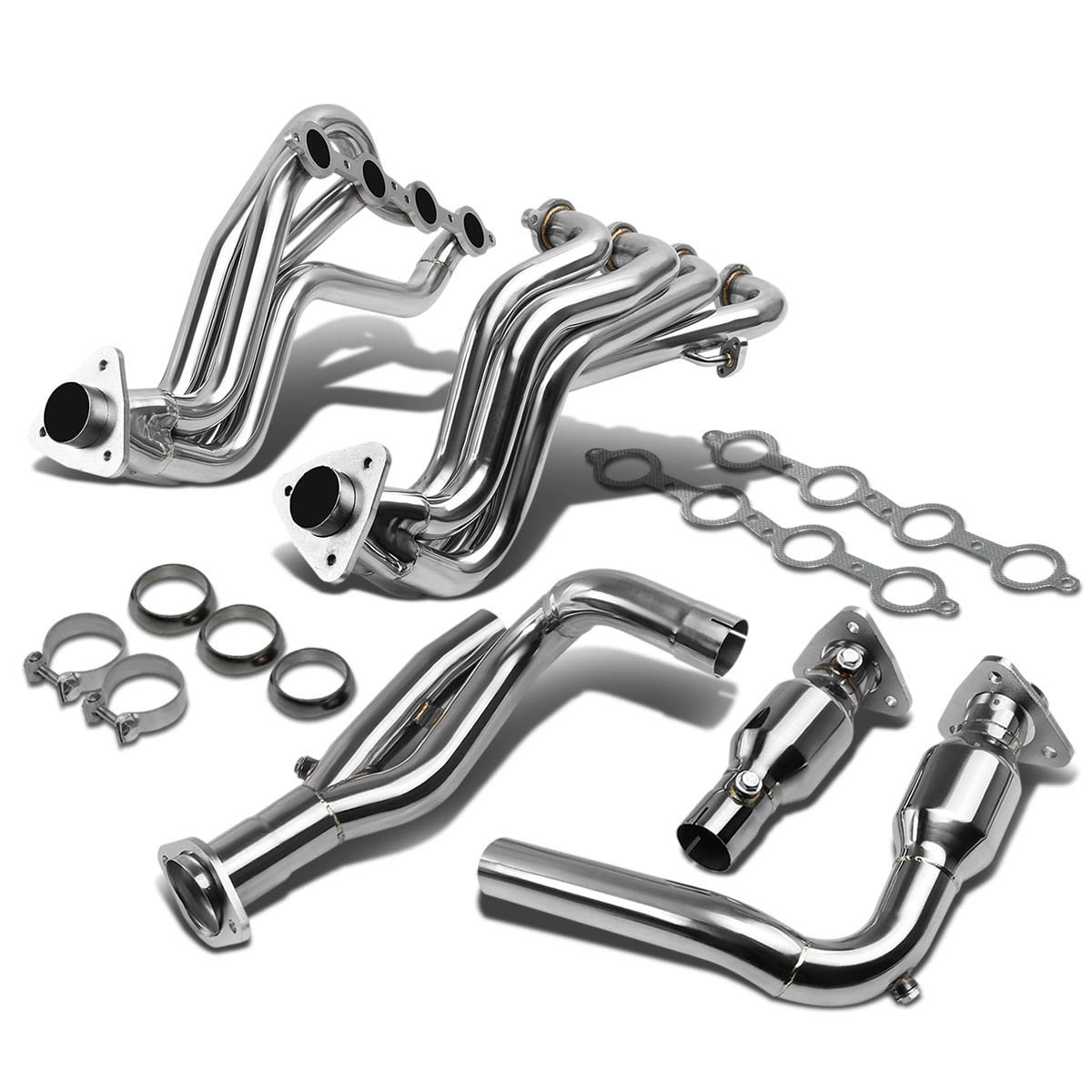99 05 Chevy Gmc Yukon Sierra Suburban Stainless Racing