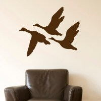 Duck Flying Decals