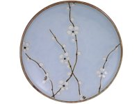 7-3/4 Inch Cherry Blossom Small Japanese Dinner Plate