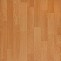 Laminate Flooring: Beech 3 Strip Laminate Flooring