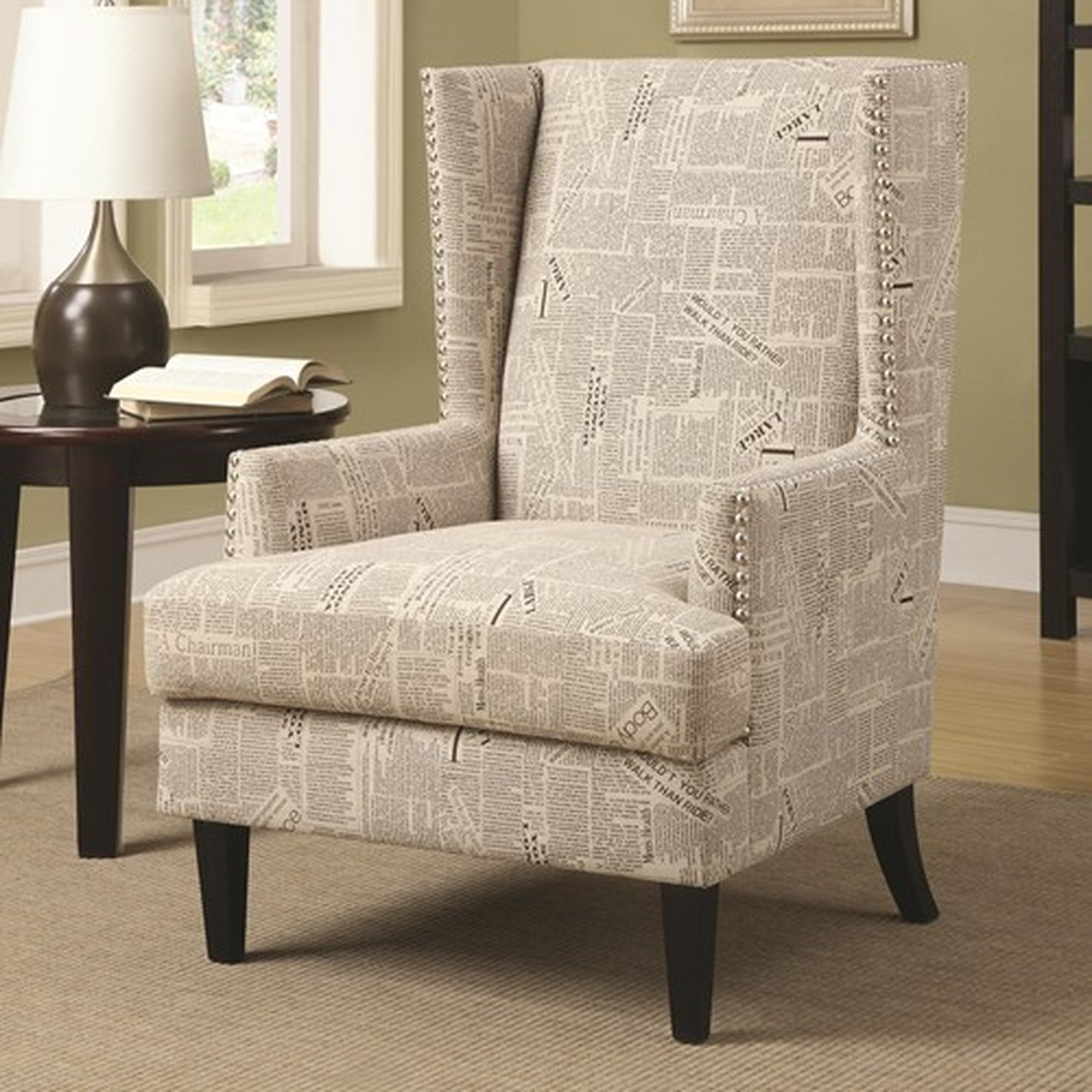 beige accent chairs how much are bumbo coaster 902180 fabric chair steal a sofa