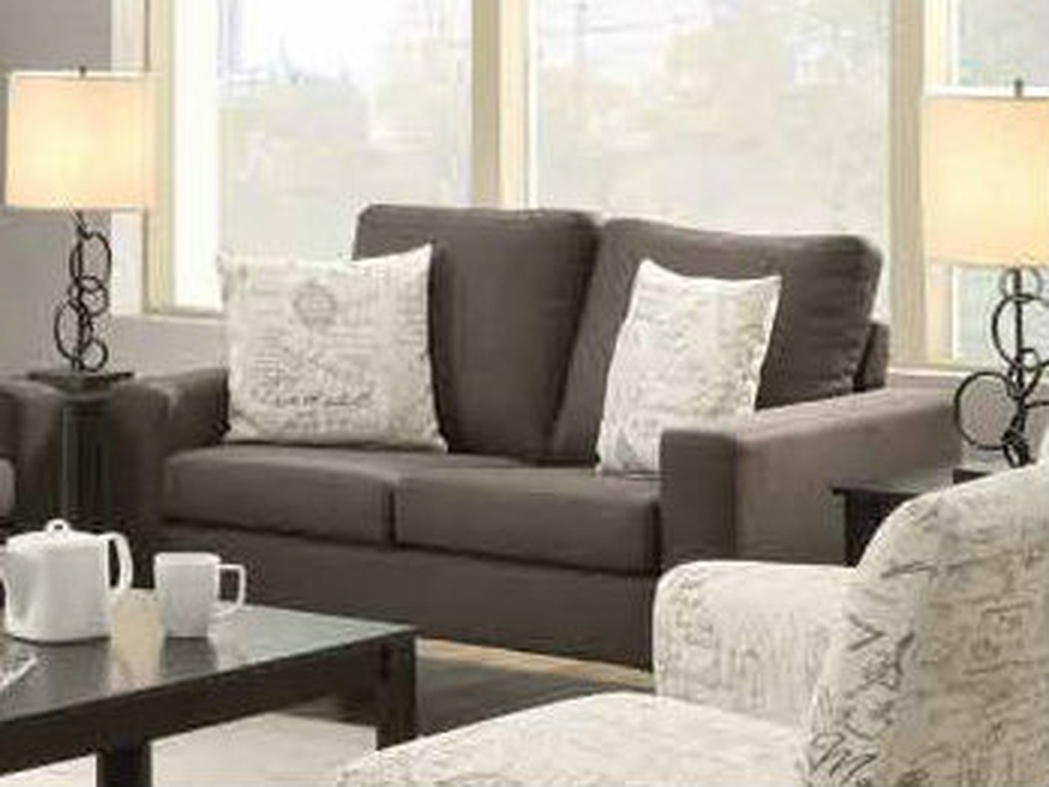 coaster bachman sofa reviews create your own bed 504765 grey fabric loveseat steal a