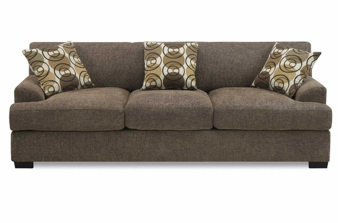 montreal sectional sofa in slate modern contemporary grey linen fabric poundex iv f7450 beige steal a