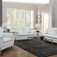 Pictures Of Living Rooms With White Leather Sofas Four Seasons Slipcovers Coaster Robyn 504541 504542 Sofa And