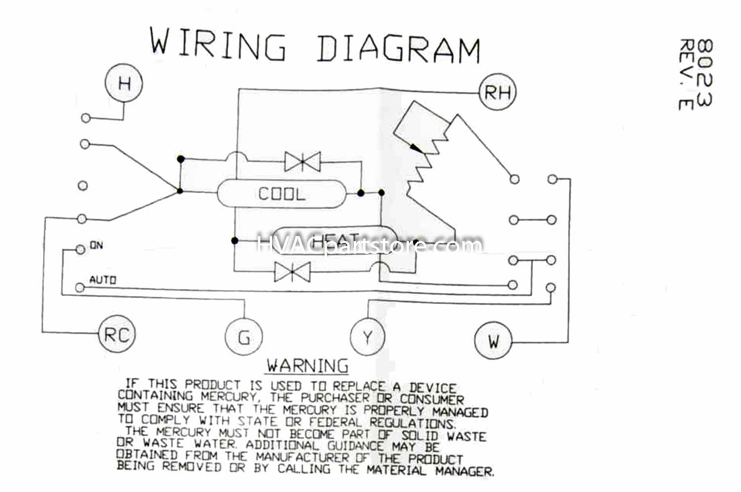 3 wire thermostat wiring diagram cat vr6 dometic rv free engine