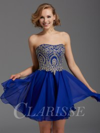 Clarisse Homecoming Dress 2900 | Promgirl.net