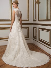 Justin Alexander 8822 Queen Anne Bridal Dress ...
